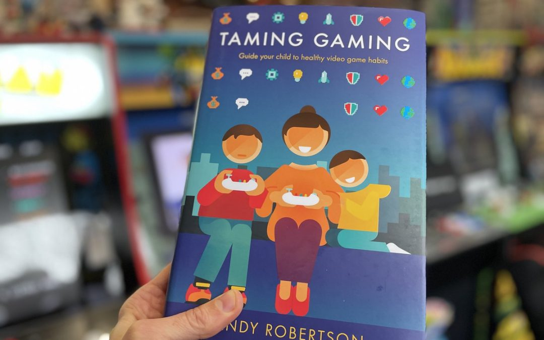 RESOURCE: Taming Gaming Database by Andy Robertson