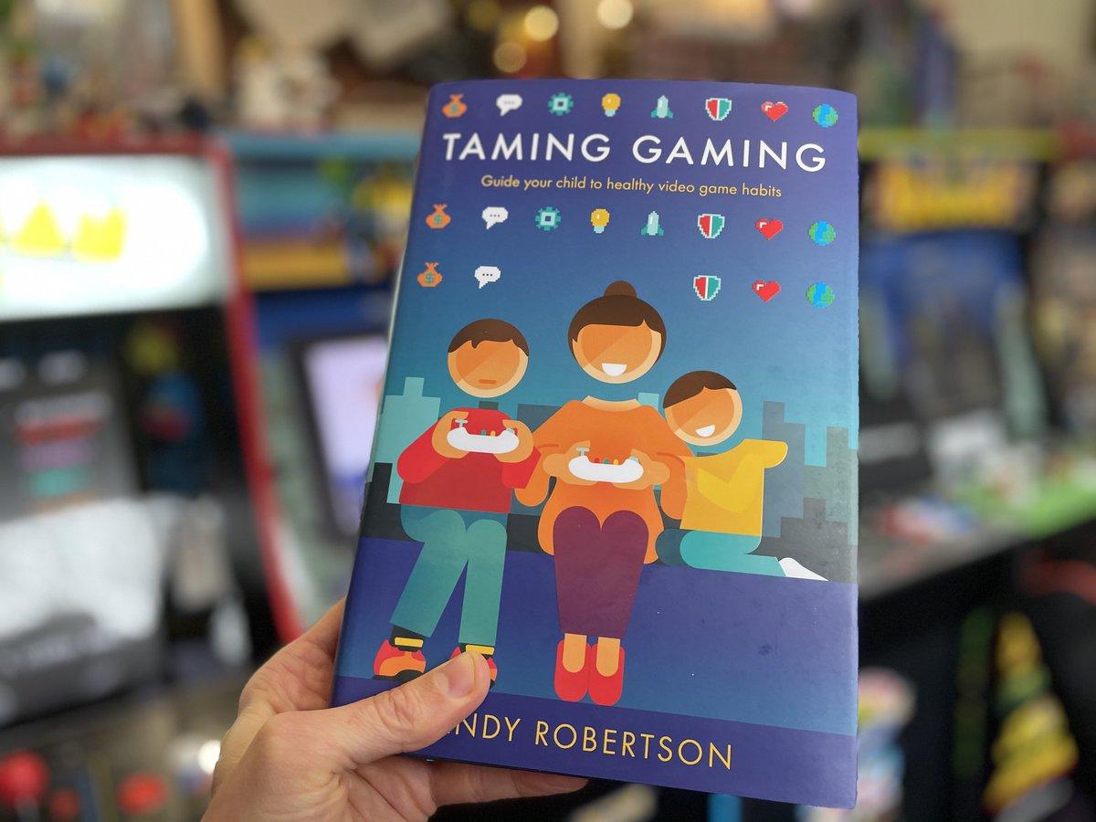 Taming Gaming Book